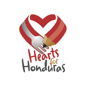 hearts for honduras logo